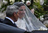 Découvrez la robe de mariée de Pippa Middleton, signée Giles Deacon