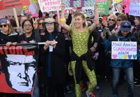 Emma Watson, Scarlett Johansson, Jane Fonda : Hollywood défile dans la rue pour la Women's March