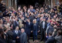 Emmanuel et Brigitte Macron : le 7 mai du nouveau couple présidentiel en famille