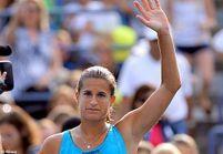 En larmes, Amélie Mauresmo annonce sa retraite