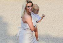 Erika Choperena : après son bad buzz en Russie, la femme de Griezmann fait sensation à l'Elysée avec leur fille