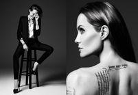 Exclu : Angelina Jolie, « pour Brad et moi, la famille passe avant tout »