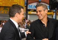 George Clooney « sera un très bon père » selon Matt Damon