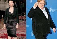 Gérard Depardieu pète les plombs et insulte Juliette Binoche