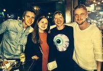 Harry Potter : Ron, Ginny, Fred et Drago réunis pour une soirée