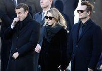 Hommage à Johnny Hallyday : Emmanuel Macron salue pour la dernière fois « le fils prodigue » de la France