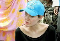 Inondations au Pakistan: Angelina Jolie en appelle aux dons