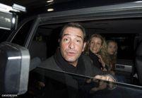 Jean Dujardin provoque la cohue à son arrivée à Los Angeles