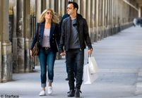 Jennifer Aniston à Paris avec Justin Theroux