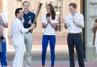 JO 2012: les princes William et Harry enflamment Londres !