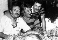 """Johnny Hallyday - """"Alors, c'est vrai, le Grand est parti… Il est mort"""" : Sam Bernett, son ami de toujours, raconte"""