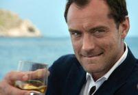 Jude Law vend du rêve et du whisky !
