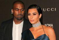 Kanye West éloigne Kim Kardashian de sa famille pour Noël