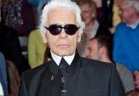 Karl Lagerfeld, commentateur du jubilé de la reine d'Angleterre