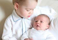 Kate et William invitent le public au baptême de Charlotte