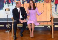 Kate Middleton et le prince William : couple complice pour une sortie à Londres