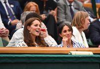 Kate Middleton et Meghan Markle : duo complice à Wimbledon, pour leur première sortie officielle