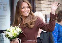 Kate Middleton gaffe et annonce le sexe du bébé