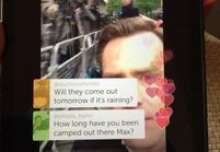 Kate Middleton : Periscope, l'application qui a suivi la naissance du royal baby