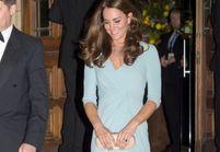 Kate Middleton rayonnante au musée d'histoire naturelle de Londres