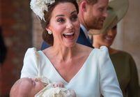 Kate Middleton : une nouvelle photo craquante du prince Louis dévoilée