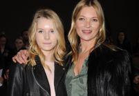 Kate Moss encourage sa sœur à quitter l'école