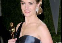Kate Winslet a rangé son Oscar dans sa salle de bain