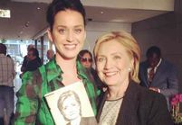 Katy Perry veut écrire l'hymne de campagne d'Hillary Clinton