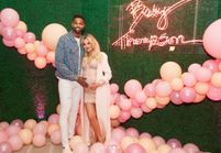 Khloé Kardashian enceinte : les terribles images de son petit ami qui la trompe