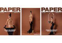 Kim Kardashian dévoile un nouveau cliché d'elle entièrement nue