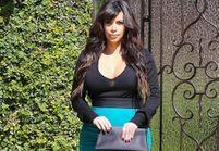 Kim Kardashian parle du futur prénom de sa fille