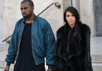 Kim Kardashian parle du métissage de son futur bébé