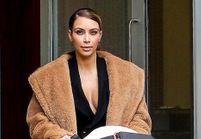 Kim Kardashian poste une adorable photo de sa fille North