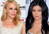 Kylie vs Kylie: Kylie Minogue en guerre contre Kylie Jenner!