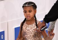 L'hilarante réaction de Blue Ivy devant les images de Jay Z et Beyoncé nus pendant leur concert