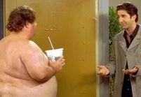 L'homme de la semaine: le Gros tout nu de «Friends» dévoile son identité