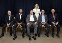 L'incroyable photo de Lady Gaga avec tous les présidents américains !
