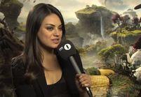 L'interview-sketch de Mila Kunis déjà culte