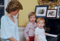 Lady Diana : William et Harry se confient  sur « la meilleure maman du monde »