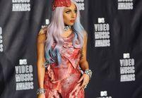 Lady Gaga : sa robe en viande exposée au musée
