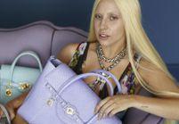 Lady Gaga, sa campagne Versace sans Photoshop fuite sur Internet!