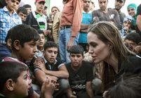 Le cri d'alarme d'Angelina Jolie pour les enfants syriens