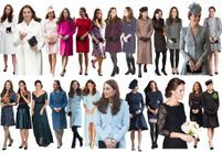 Le dressing de Kate Middleton dévoile-t-il le sexe du royal baby ?