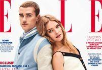 Le Mondial est lancé avec Antoine Griezmann et Natalia Vodianova en couverture de ELLE
