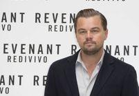 Leonardo DiCaprio serein à l'approche des Oscars