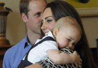 Les adorables photos du prince George au zoo avec Kate Middleton