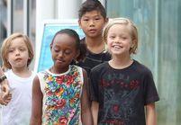 Les enfants des Brangelina: comme ils ont grandi!