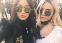 Les Instagram de la semaine: la surprise capillaire de Kendall et Gigi