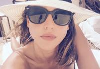 Les Instagram de la semaine: les vacances de rêve de Jessica Alba