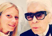 Les Instagram de la semaine: selfie Chanel!